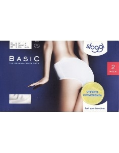 Pack 2 bragas sloggi media