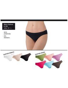 Pack 3 Bragas Bikini Pierre...