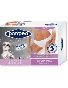 Pack 3 Bragas Bikini corte...