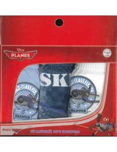 Pack 3 Slips Aviones planes...