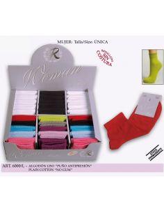 Pocholo calcetines para hombre - Calcetines para niño y niña  - Grupo intima & Mi Muda Online - Leotardo mujer algodon pocholo Canale