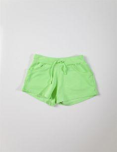 Pantalon Short  basico niña...