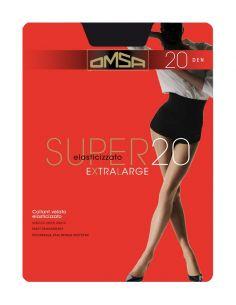 Panty Omsa Super 20 XL