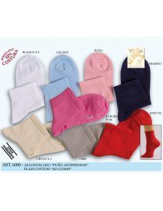 Calcetines de algodón...