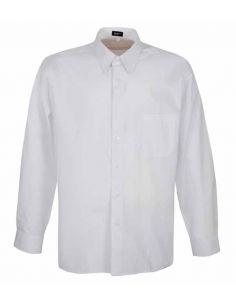 Camisa Manga larga niño Blanca