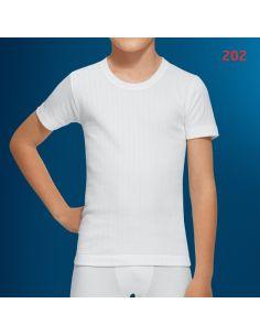 Comprar camiseta interior de mujer | Ropa interior barata online - Grupo intima & Mi Muda Online - Camiseta Manga Larga even 686