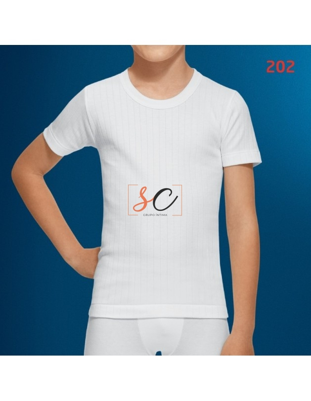 Camiseta Manga Larga even 686