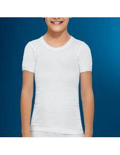 Camiseta manga corta,...